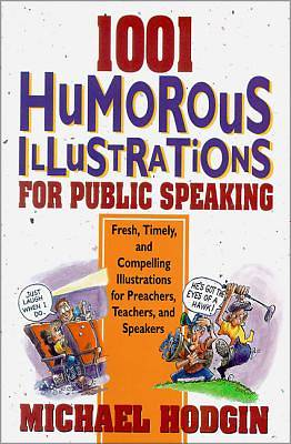 Picture of 1001 Humorous Illustrations for Public Speaking