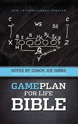 The Game Plan for Life Bible, NIV