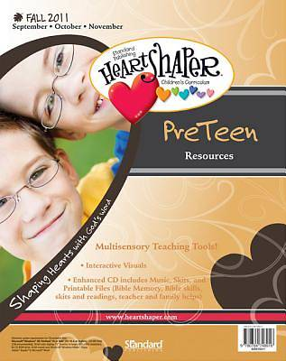 Picture of HeartShaper PreTeen Resources