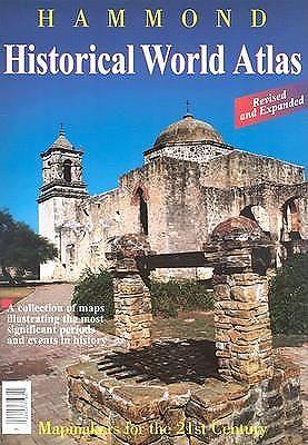 Picture of Hammond Historical World Atlas