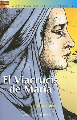 Picture of Elvia Crucis de Maria = Mary's Way of the Cross