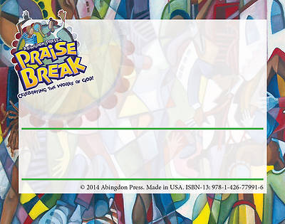 Vacation Bible School (VBS) 2014 Praise Break Nametags (Pkg of 24)