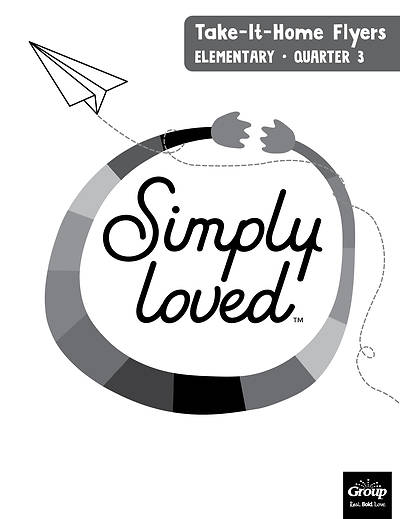 Picture of Simply Loved Q3 Elementary Take Home Flyers