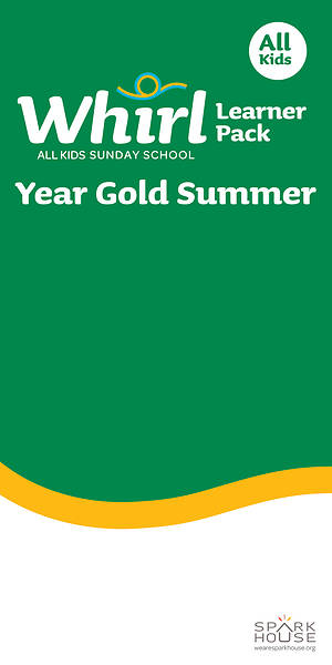 Whirl All Kids Learner Pack Summer Year Gold