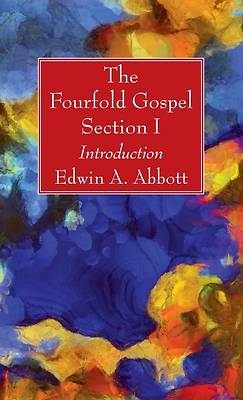 Picture of The Fourfold Gospel; Section I