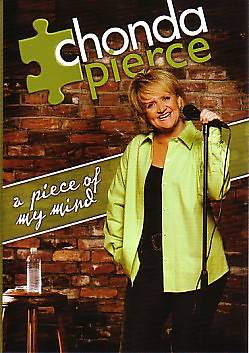 Picture of Chonda Pierce - A Piece of My Mind DVD
