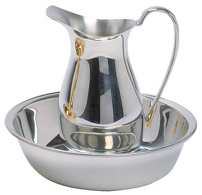 Pewter Baptismal Pitcher (Only)