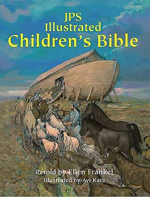JPS Illustrated Childrens Bible