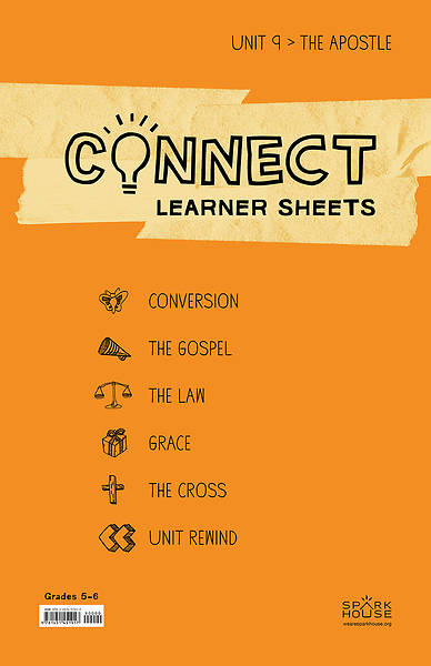 Picture of Connect Grades 5-6 Learner Leaflets Unit 9 The Apostles
