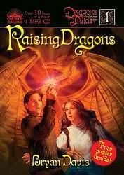 Raising Dragons [With Poster]