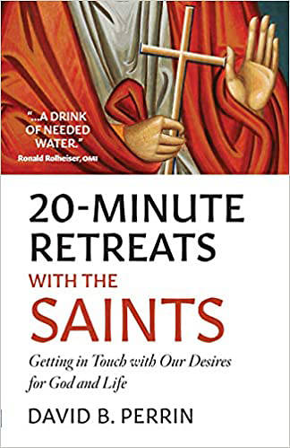 Picture of 20-Minute Retreats with the Saints