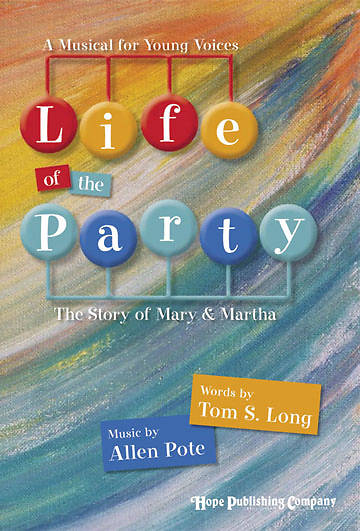 Life of the Party Choral Book