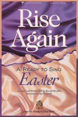 Rise Again Easter Cd Preview Pack