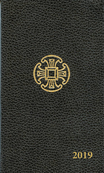 Picture of Christian Pocket Diary 2019