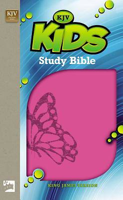 Picture of Kids Study Bible-KJV