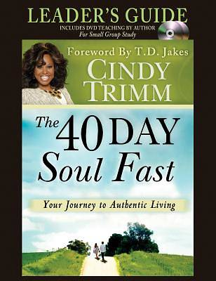 The 40 Day Soul Fast Leaders Guide Set