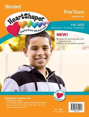 Standard HeartShaper Preteen Resources Fall 2013