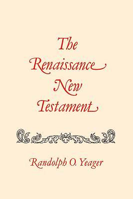 Renaissance New Testament Vol 15, PB