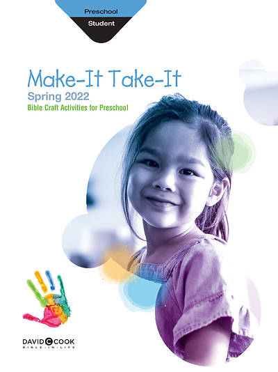 Picture of Bible in Life Preschool Make It Take It Spring