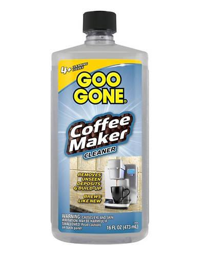 Goo Gone Coffee Maker Cleaner 8 oz. Cokesbury