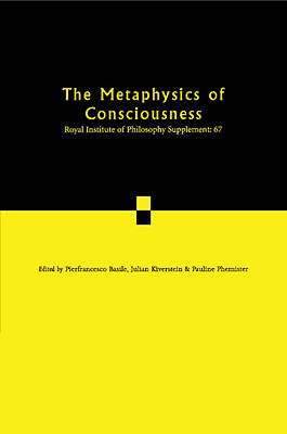 Picture of The Metaphysics of Consciousness
