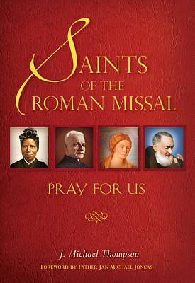 Saints of the Roman Missal [ePub Ebook]