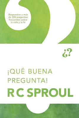 Picture of Que Buena Pregunta! = That's a Good Question!