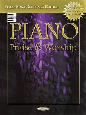 Piano Praise & Worship; Piano Solo Keepsake Edition