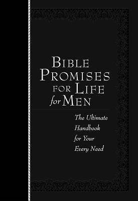 Picture of Bible Promises for Life for Men