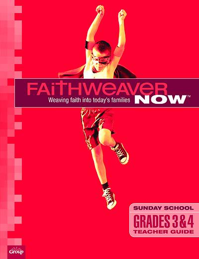 Picture of FaithWeaver Now Grades 3-4 Teacher Guide Fall 2020