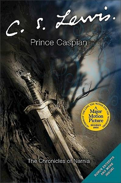 Chronicles of Narnia - Prince Caspian (adult edition)