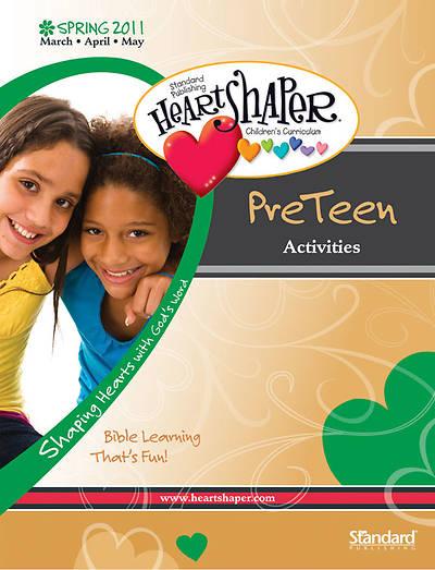 Picture of HeartShaper PreTeen Student (Activities)