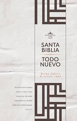Picture of Rvr60 Biblia del Nuevo Creyente 'todo Nuevo', Tapa Dura