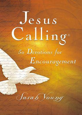 Picture of Jesus Calling 50 Devotions for Encouragement