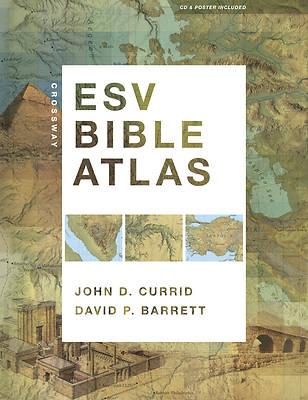 Picture of Crossway ESV Bible Atlas