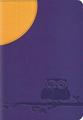 ESV Kids Compact Bible (Trutone, Moonlight Owl)