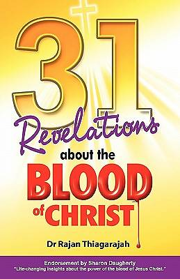 Picture of 31 Revelations about the Blood of Christ