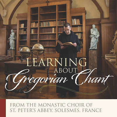 Picture of Learning about Gregorian Chant