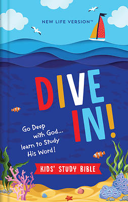 Dive In! Kids' Study Bible
