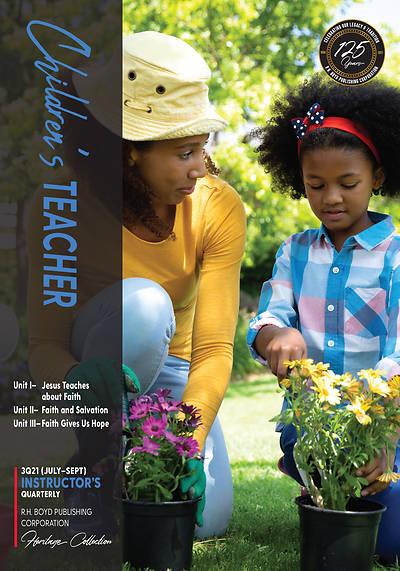 Picture of RH Boyd Ages 5-11 Children's Teacher Qrt 3 July-September 2021