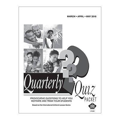Picture of UMI Quarterly Quiz Pkg of 11 Spring 2019
