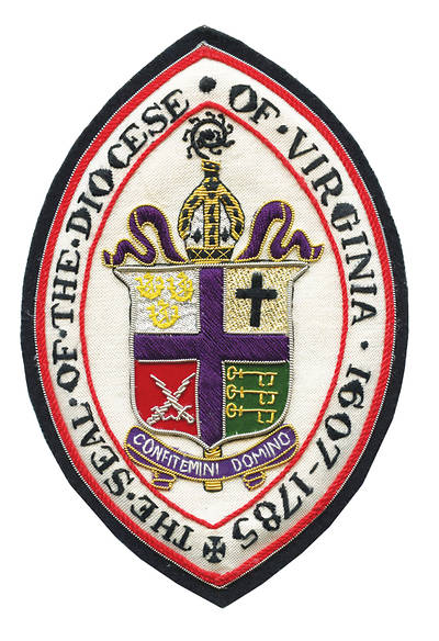 SEAL-DIOCESE OF VIRGINIA