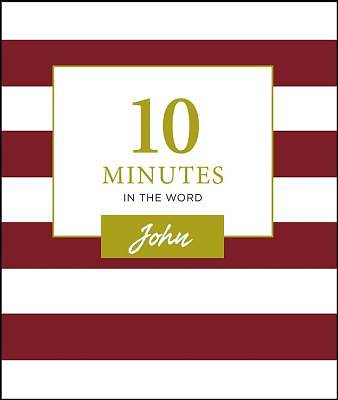 Picture of 10 Minutes in the Word