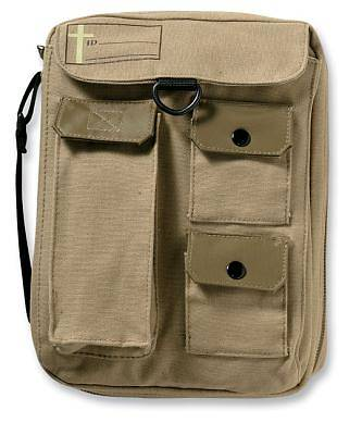 Single Compartment Cargo Khaki Lg