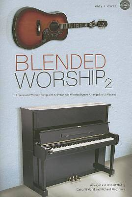 Blended Worship 2 Choral Book