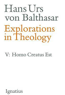 Picture of Explorations in Theology, Vol. 5