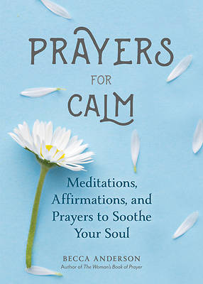 Picture of Prayers for Calm