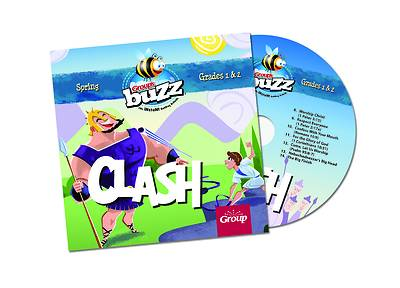 Picture of Buzz Grades 1-2 Clash CD Spring 2021