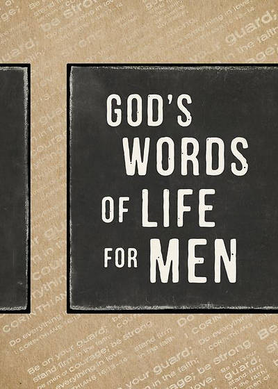 Gods Words of Life for Men