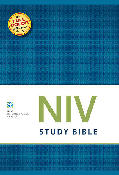 Picture of New International Study Bible